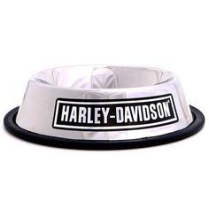 Harley-Davidson® Pet Bowl Stainless Steel 16 oz. H8516-SSL16