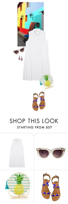 """""""Untitled #1455"""" by wizmurphy on Polyvore"""