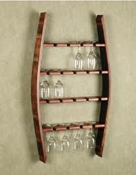 ladder style wine rack - idea for kitchen by pantry