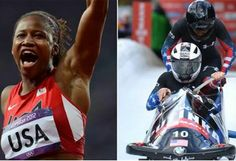 Sochi Olympian Shares Natural Hair Journey