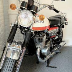 My 1972 Suzuki T500