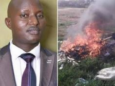 Ugandan Pastor burns church members Bibles, explains why. A Pastor in Uganda has explained why he burnt church members' Bibles. The Pastor. Prayer Ministry, Trending Videos, Explain Why, Worship, Christianity, Burns, The Past, Funny Pictures, Bible