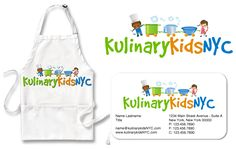 Creative Logo for NYC Based Childrens Cooking School by binaryrows