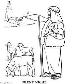King Hezekiah and Isaiah Coloring