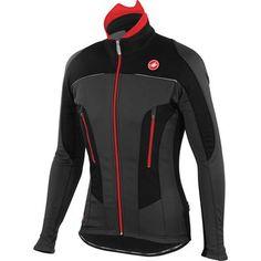 Castelli Mortirolo Due Jacket 12502 - Warm Windproof Jacket | Castelli Cafe UK