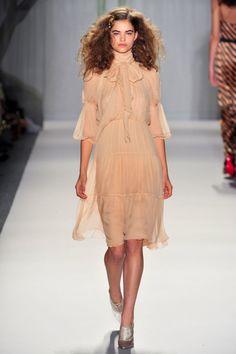 Jenny Packham Spring 2014 Runway Show | NY Fashion Week