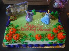 Hannah's Cinderella Cake