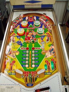 central park pinball game - Google Search