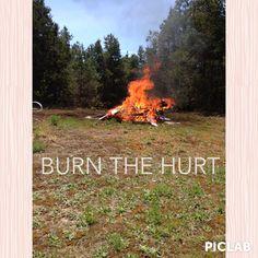 oh yeah  Bonfire season is here
