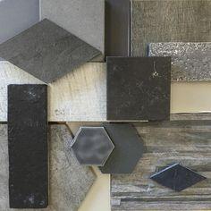 Embrace The Melbourne Greys || Tile Mix #grey #features #design #interiordesign #interiors #tile #tiles #tilelove #Melbourne #TileCiti