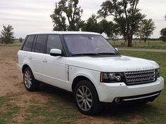 range rover: my dream car