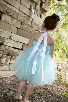 Vestido de Atutudes Tiffany caja por atutudes en Etsy
