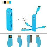 SmartSync® GKD-G1 3-In-1 Hi-Speed Quality Stylish Swiss Army Knife Shape Portable Cable set | feedmeawesome