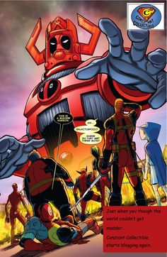 Oh Deadpool, how we love you… Over the years, Deadpool has received the royal exposure treatment. From meeting counterparts from across the multiverse to an unfortunate role in X-men: Origins Wolve...