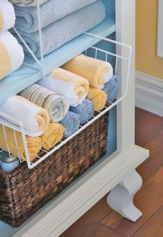 Bathroom Storage: Ideas That Are Functional &Fabulous