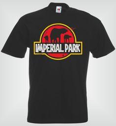 Imperial Park Star Wars – Jurassic Park | LoveMePrint