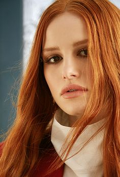 Madelaine Petsch photographed by Paley Fairman for Byrdie Beauty