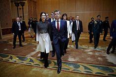 Crown Prince Frederik & Crown Princess Mary Visit Saudi Arabia – Day 2
