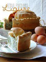 Anche oggi vi parlerò, di una torta caratteristica del periodo pasquale , questa volta però si tratta di usare lo zucchero, infatti...