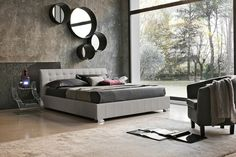 Inkgrid -Queen Size Beds - Thimba Queen Size Bed With Customizable Storage In Grey Fabric By Neva Furniture Cama Queen Size, Queen Size Bedding, Cotton Bedding Sets, Beds Online, Queen Beds, Grey Fabric, Nightmare Before Christmas, Home Textile, News Design