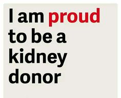 ❤ August 24th, 2015. The day of my kidney donation to Mr Cullen! A day forever in my mind ❤