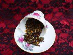 Items similar to Tropical Green Tea on Etsy Loose Leaf Tea, Teas, Tropical, Homemade, Green, Home Made, Cup Of Tea, Hand Made, Tea