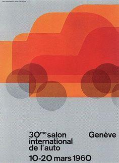 30th Geneva Auto Show – 1960