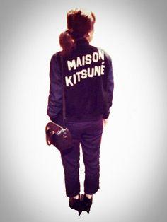 RIHOさんの(MAISON KITSUNE)を使ったコーディネート