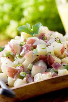Weight Watchers Marinated New Potato Salad Recipe - 4 WW Points