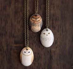 so beautiful, especially love the barn owl <3