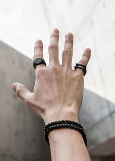 Accessories from Vitaly sleek, contemporary rings, bracelets and pendants that make a bold statement. // #VitalyEveryday