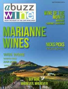 Free abuzzWine Magazine - September 2014