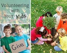 Volunteering with Kids! #Dabbablog Dabbawallabags.com