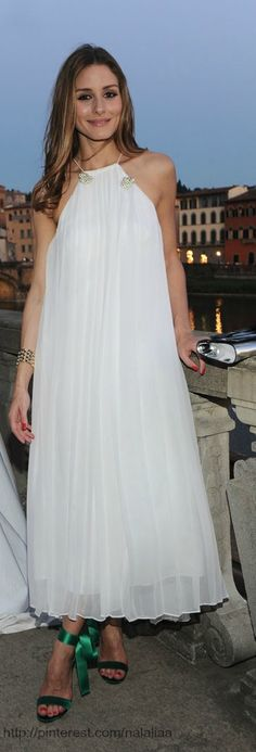 Style - Olivia Palermo. My wedding dress for sure!