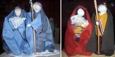 Dicas para montar Presépio de natal artesanal