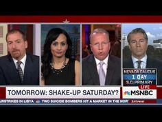 Ron Nehring on MSNBC | February 19, 2016 | Ted Cruz for President - YouTube