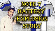 The Complete Samsung Note 7 battery Explosion Story | Official Samsung R...