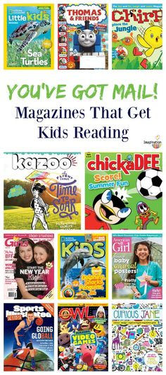 The Best Magazines for Kids (That Get Them Reading)