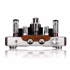 2019 Latest Nobsound High-end PSVANE Tube Amplifier Class A power Amp Brushed Metal Panel HiFi Amplifier. Subcategory: Home Audio & Video Equipments. Hifi Amplifier, Hifi Stereo, Hifi Audio, Radio Design, Nixie Tube, Headphone Amp, Audio Sound, Metal Panels, Vacuum Tube