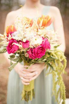bridal bouquets, bridal shoot, bouquet vintage, color, wedding bouquets, vintage bouquets, orang tulip, bouquet wedding, bouquet pink orange