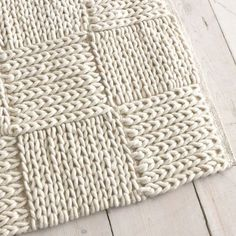 I could knit a square in an evening, Would take about a year or so, that also fine, the blanket would be worth it. (not sure about the sewing up though? Could take it home to Mum!!)