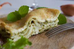 Une recette inratable de lasagnes Thermomix au chèvre et à la courgette sur Yummix - Le blog dédié au Thermomix de Vorwerk !