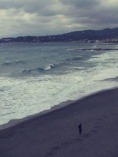 #winter #sea #Italy