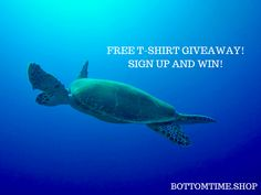 FREE T-SHIRT GIVEAWAY!