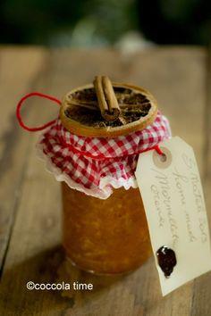 Dicembre - #Vogliadi #Natale - marmellata di arance - Coccola time blog