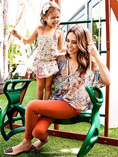 Jessica Alba and The Honest Company Team Up with Zulily via celebritybabies.people.com