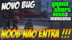 BUG ONDE NOOB NÃO ENTRA !!!! GTA V ONLINE OS MELHORES GLITCHES É AQUI ! ...
