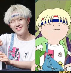 Hoshi Seventeen. Well played, Pledis, well played.