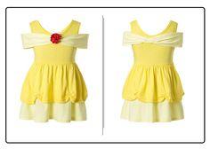 Disney Inspired Dresses - 18m / Bow Minnie
