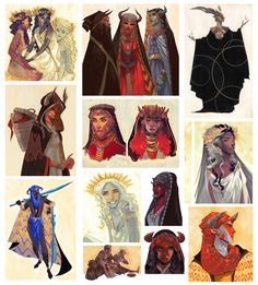 Demons of Demonslayer by Phobs.deviantart.com on @DeviantArt